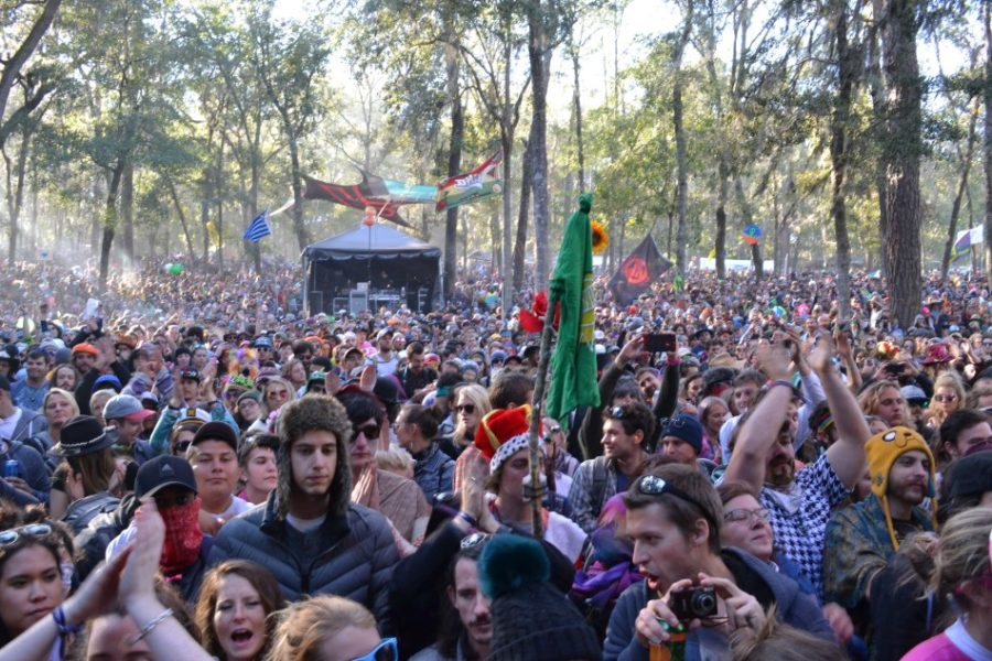 The Sights, Sounds and Sets of Suwannee Hulaween 2017 Music Festival