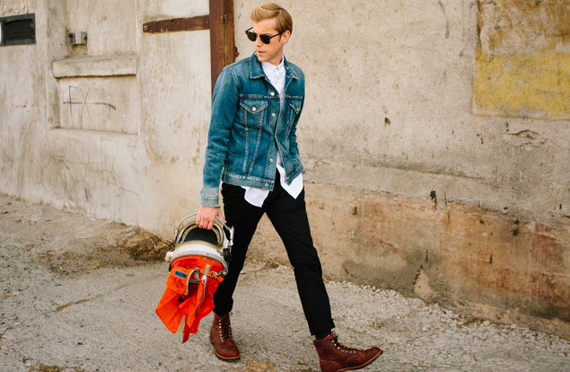 Andrew McMahon Trades the Wilderness for the City