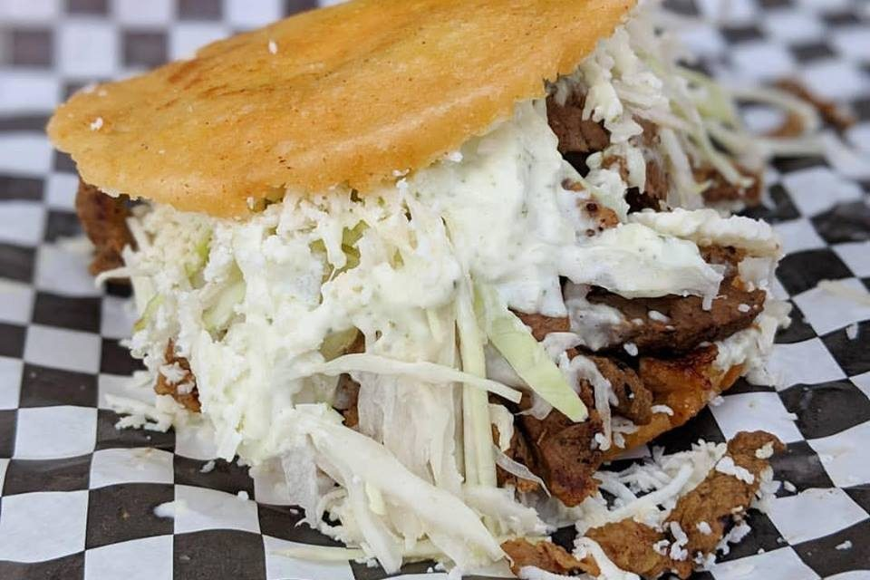 A Slice of Venezuela in Gainesville's Backyard: Arepas Milko