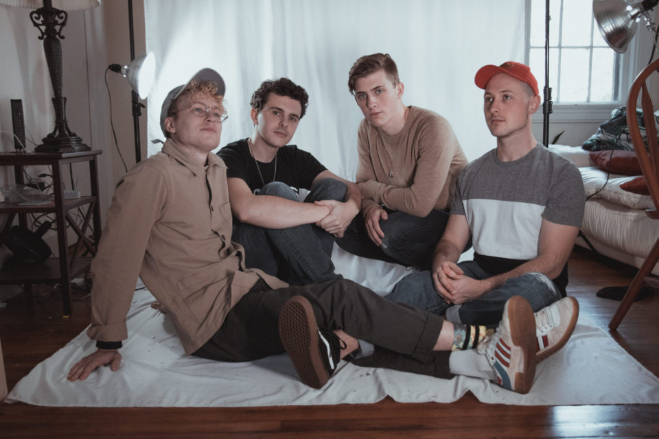 """New Song, New Direction, New Band to Watch: Driveaway Releases """"Sitcom"""""""
