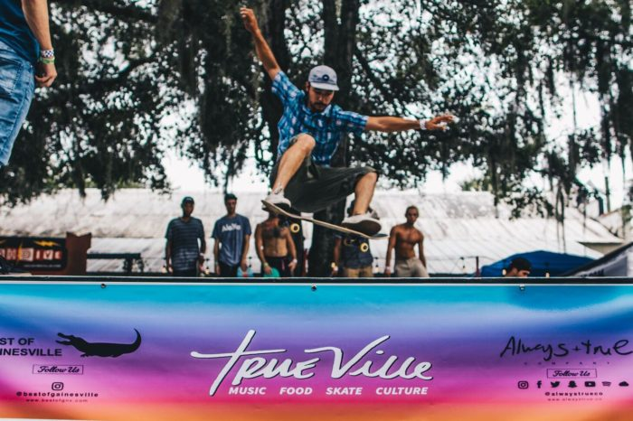 Trueville Beautifully Blends Music, Skating and Community