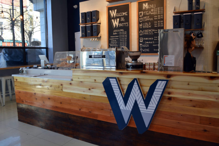 Wyatt's Coffee Relocates From Midtown to Downtown