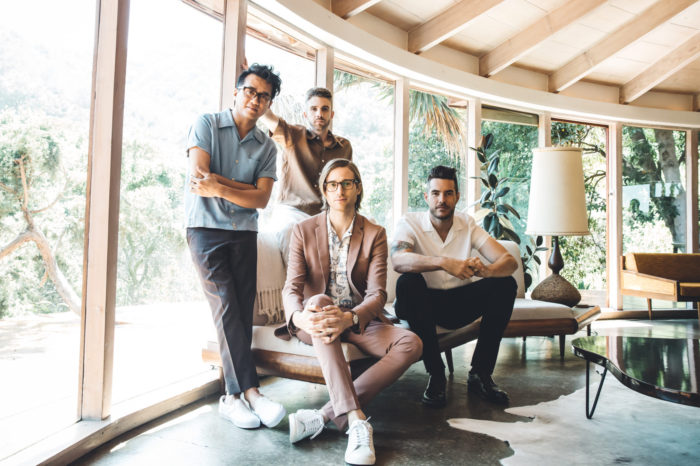 Saint Motel, The Hails and King Complex Talk Wetlands Festival