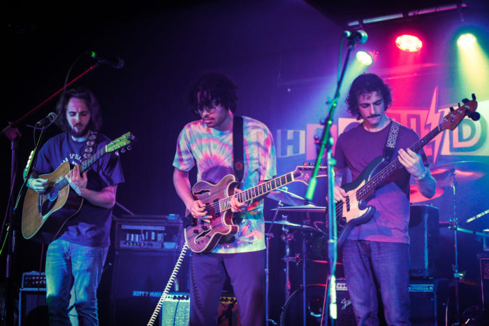 Gainesville's Jam Band, Whale Feral, Hits The Road